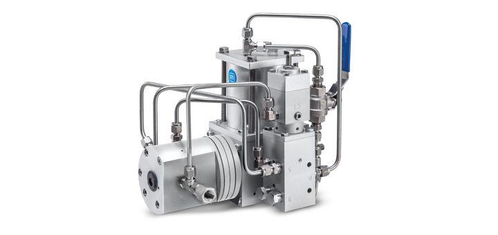 意大利STI公司【SC/BQ 系列】计量泵执行机构