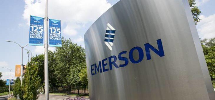 艾默生31.5亿美元收购滨特尔阀门与控制