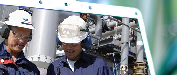 工程公司介绍—美国霍尼韦尔Honeywell UOP公司