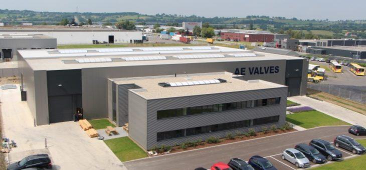 比利时阀门制造商AEV公司