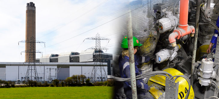 Rotork actuators support the environmental improvement programme at Aberthaw Power Station