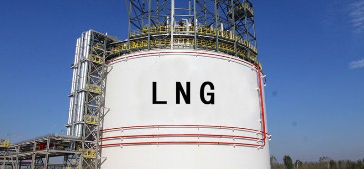 中国圣博莱高磅级超低球阀投用中石油LNG接收站