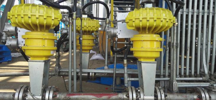国内首套全部采用国产PDS高频阀的烯烃装置顺利开车