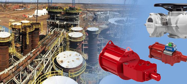Rotork履行Suncor Fort Hills油砂开发的电动和气动驱动合同