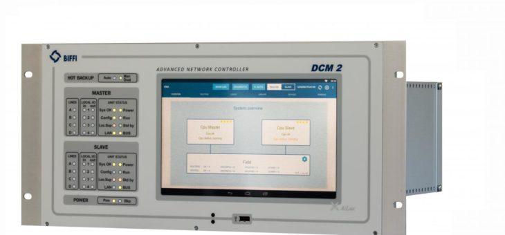 Biffi DCM2 Master Station高速远程执行机构控制系统
