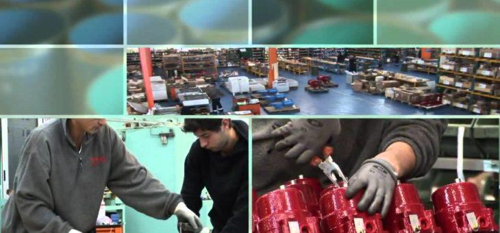 Rotork流体动力执行机构意大利Lucca工厂介绍